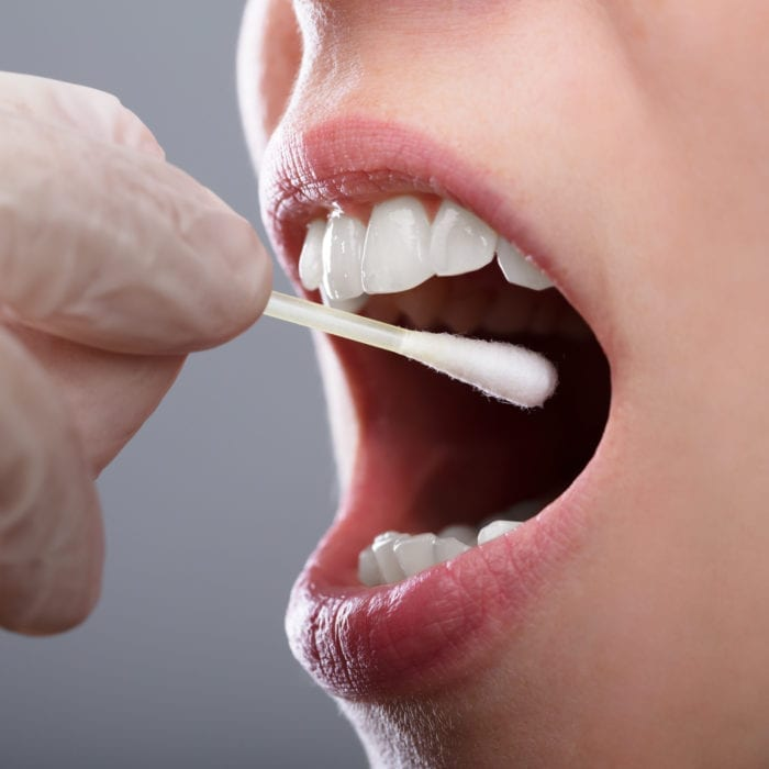 Role of Saliva in a Healthy Mouth
