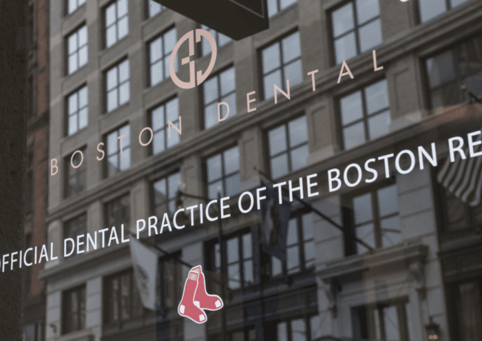 Official Dentist to Boston Red Sox for the Second Year