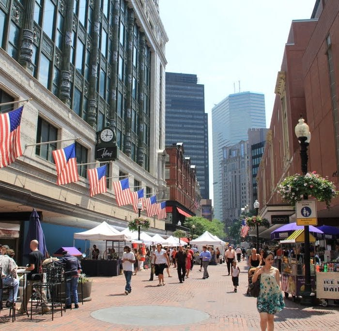 Explore Downtown Crossing in Boston, Ma - Boston Dental
